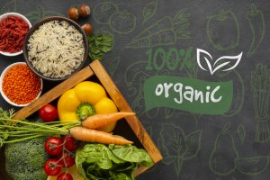 What does organic food mean