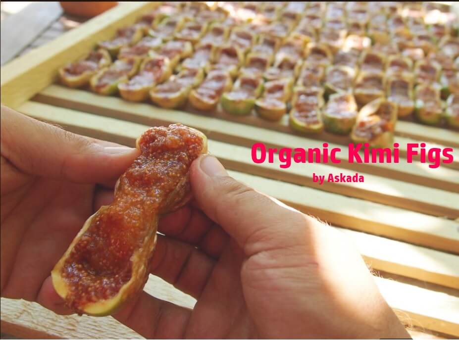 Organic Kimi Figs - The superfood